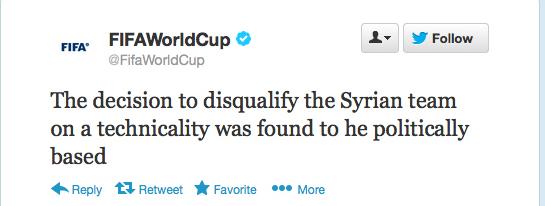Sepp Blatter Twitter Hack 11