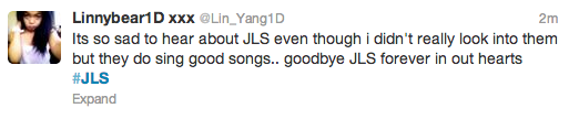 JLS Reaction Tweet 18