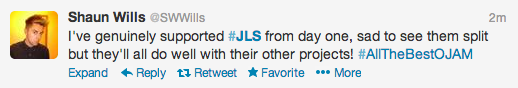 JLS Reaction Tweet 26