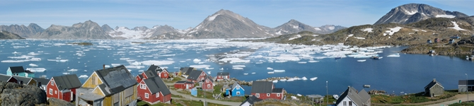 Suicide Rate - Greenland - Summer Scene