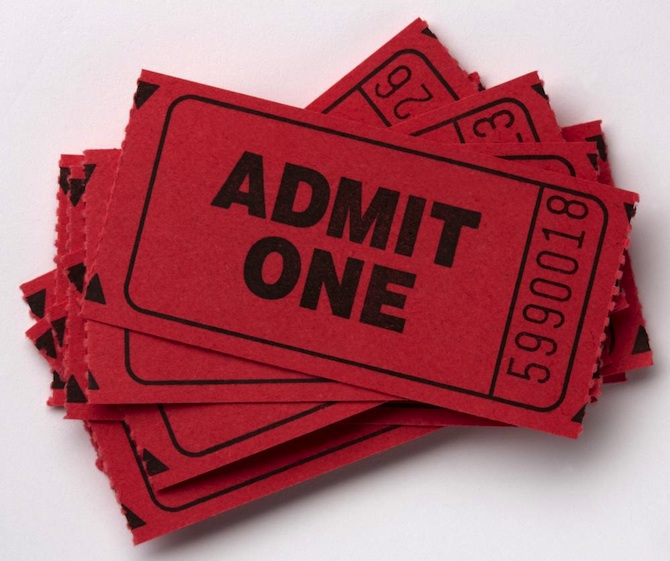 Red Tickets