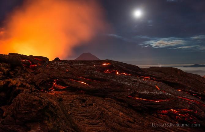 Tolbachic Volcano - Lusika33 - Landscape