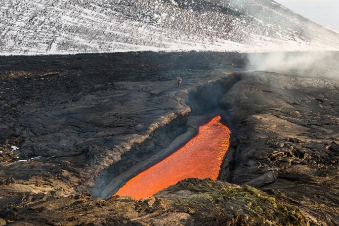Tolbachic Volcano - Lusika33 - River Day