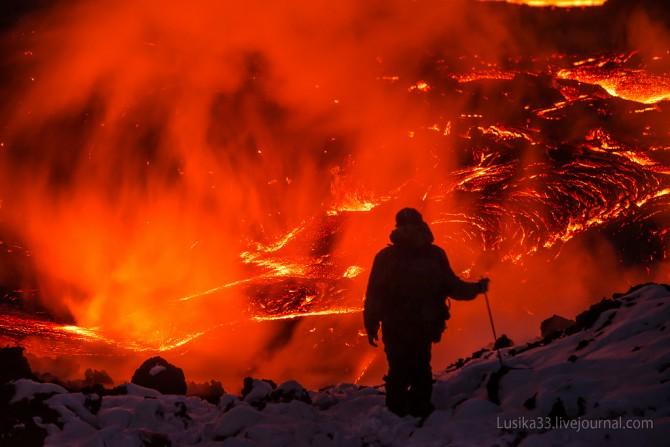 Tolbachic Volcano - Lusika33 - Shadow