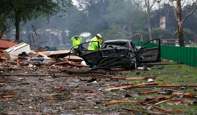 Waco Fertilizer Plant Explosion 12