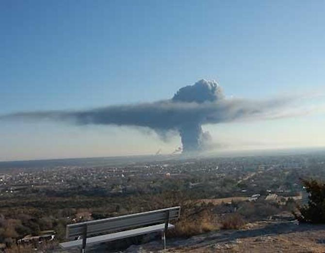 Waco Fertilizer Plant Explosion 17