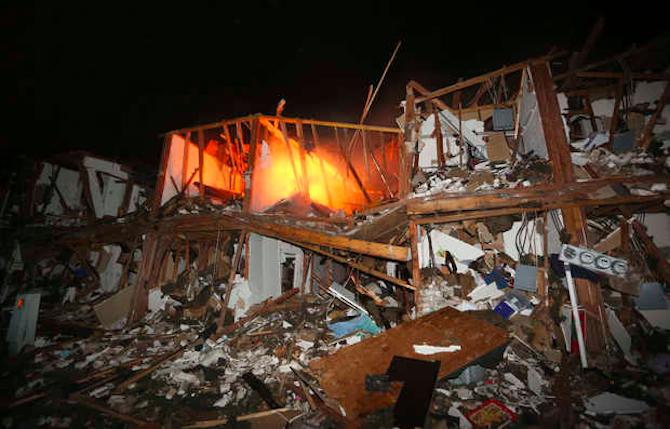 Waco Fertilizer Plant Explosion 18