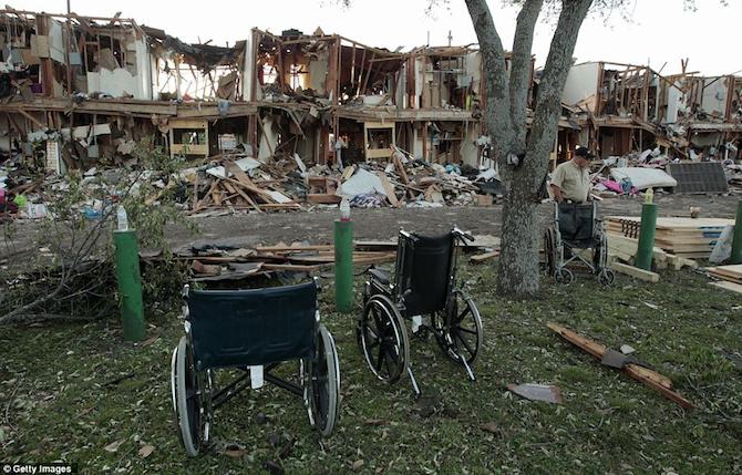 Waco Fertilizer Plant Explosion 21