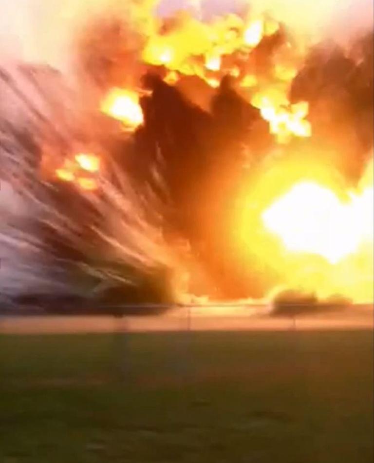 Waco Fertilizer Plant Explosion 3