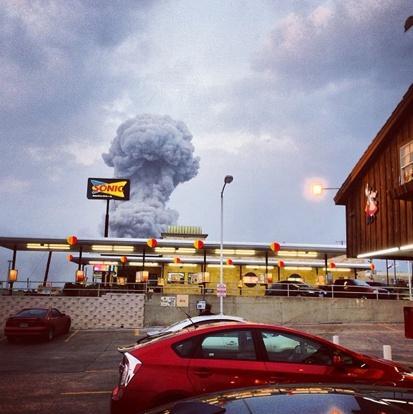Waco Fertilizer Plant Explosion 4