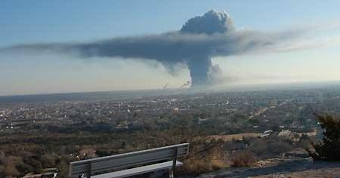 Waco Fertilizer Plant Explosion Featured