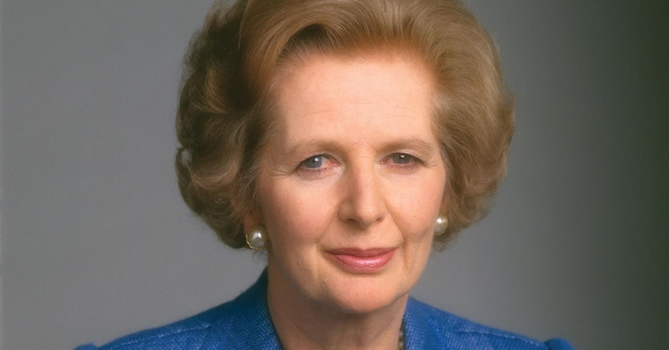 Who Is Margaret Thatcher?