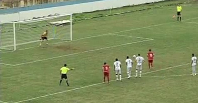 Worst Penalty Ever