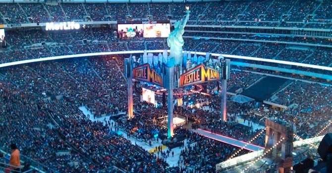 Wrestlemania Featured