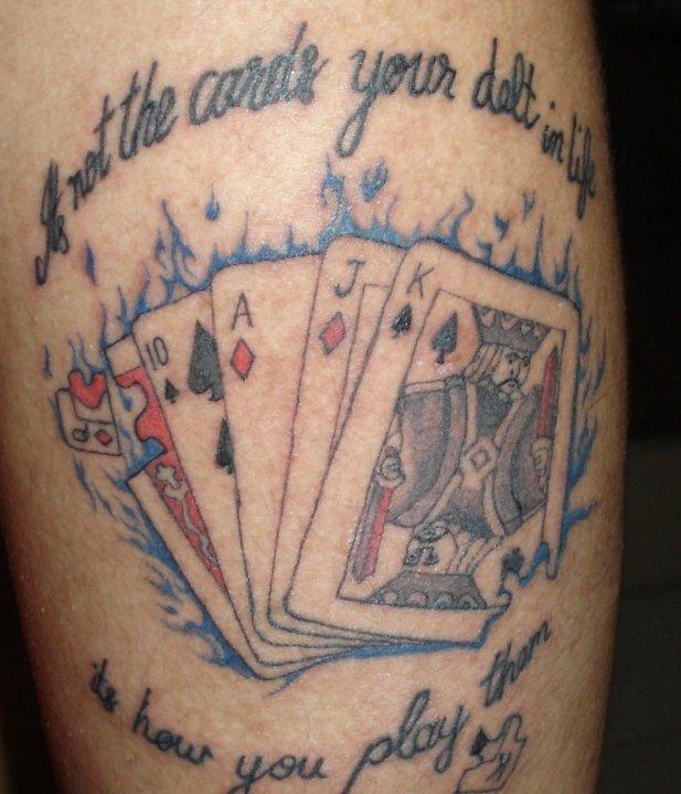A poker pun - 3 part 2