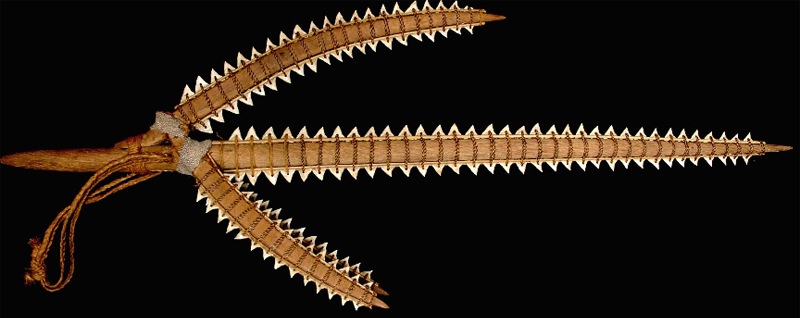 SHARK TOOTH WEAPON