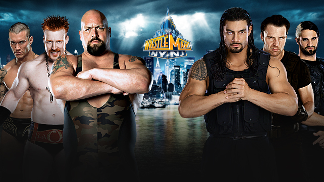 SHIELD WWE