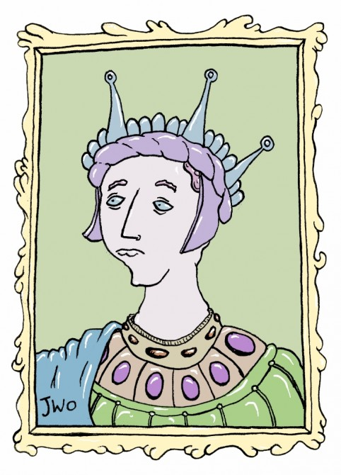 Aedred - Third King of England