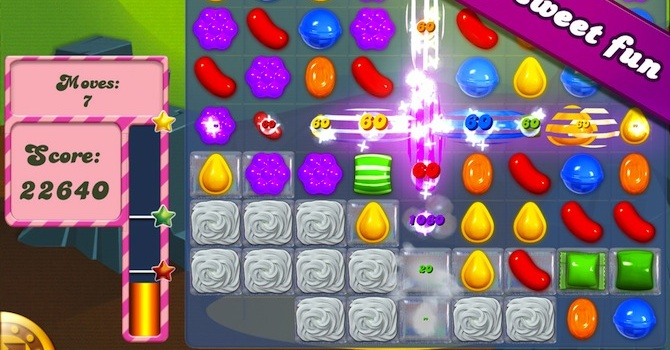 infinite lives on candy crush