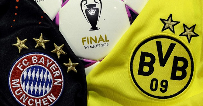 Champions League Final 2013