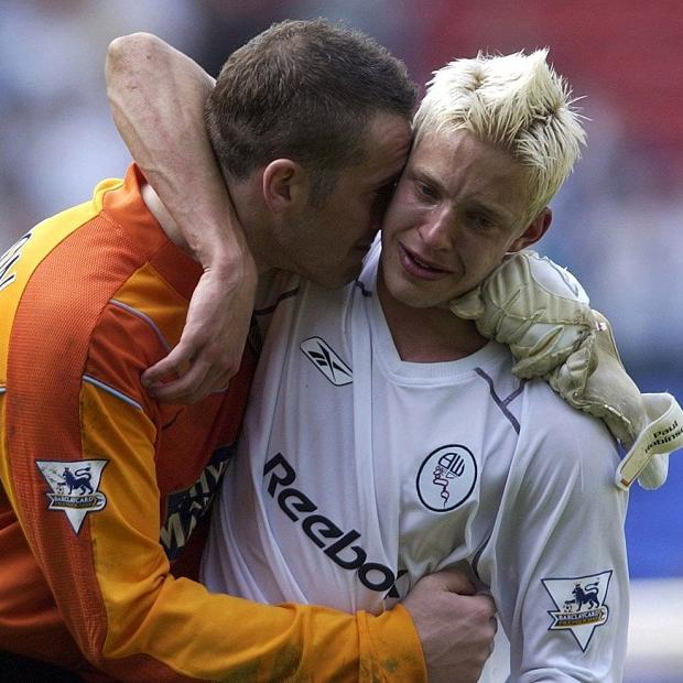 Crying Footballer 2