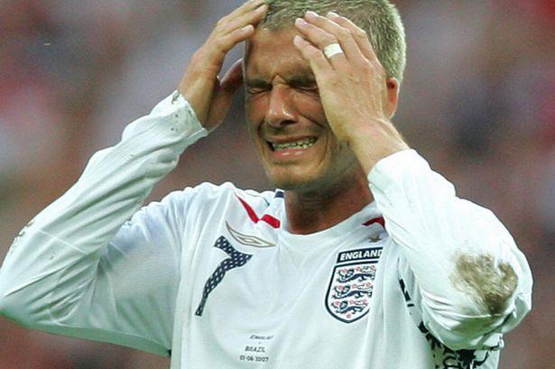 Crying Footballer 4