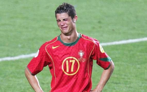 Crying Footballer 6
