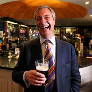 Farage drink 6