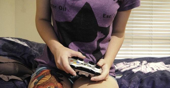 Gamer Girl Featured