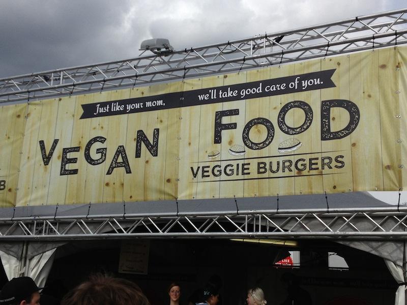 Sinister vegans.