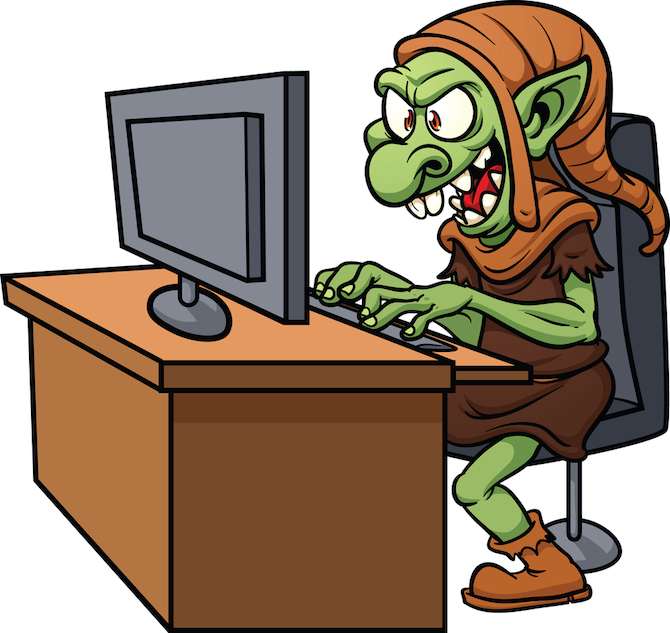 Internet Trolls