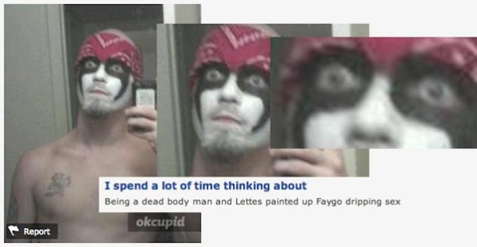 Juggalo OK Cupid Featured