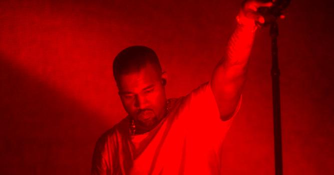 Kanye West Bizarre Rant