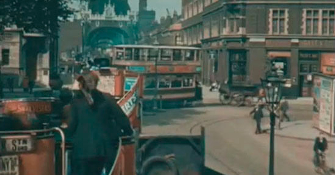 London In Colour in 1927