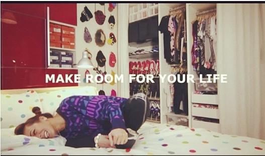 Make Room For Your Life