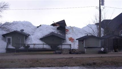 Manitoba Wall Of Ice 2