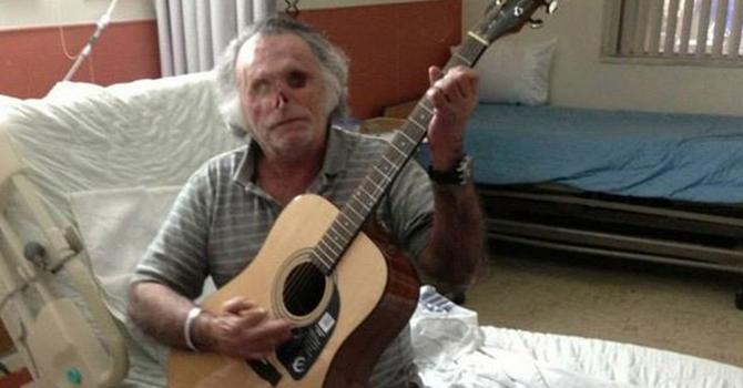 Miami Cannibal Attack Survivor Still Recovering Whilst