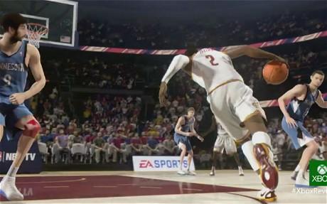 NBA, Xbox One