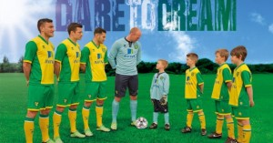 The Promo Video For The Release Of Norwich's Home Kit Might Be One Of The Worst Adverts Ever