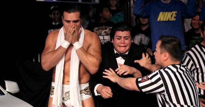 WWE BOTCH