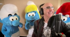 Right Said Fred Re-Record 'I'm Too Sexy' As 'I'm Too Smurfy' For The New Smurfs Movie And It's Probably The Most Embarrassing Thing Ever