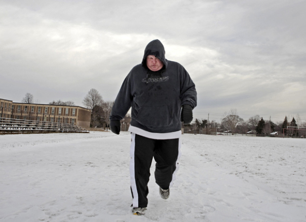 Rob Ford Jogging