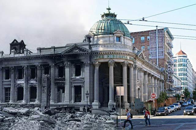 San Francisco 1906 Earthquake Composite 10
