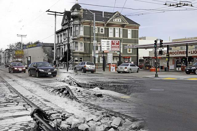 San Francisco 1906 Earthquake Composite 11