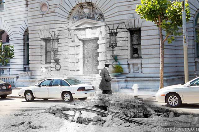 San Francisco 1906 Earthquake Composite 12