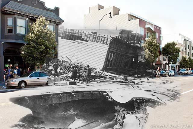 San Francisco 1906 Earthquake Composite 3
