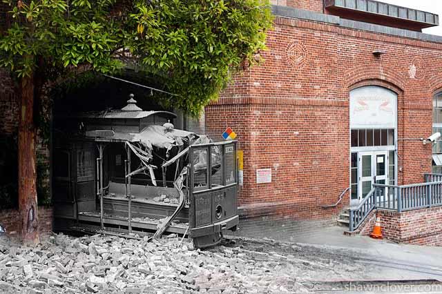 San Francisco 1906 Earthquake Composite 4