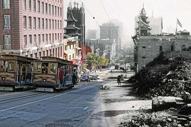 San Francisco 1906 Earthquake Composite 5