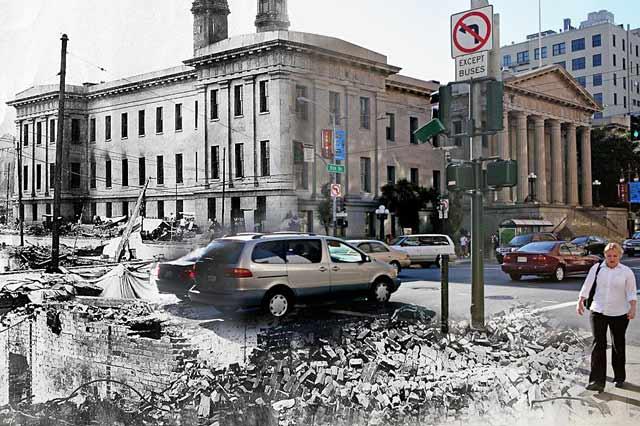 San Francisco 1906 Earthquake Composite 6
