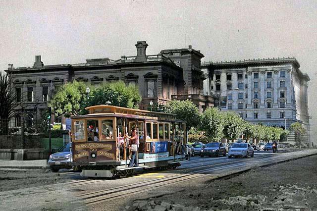 San Francisco 1906 Earthquake Composite 8